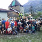 equipe-benevoles-magland-2014-respect-planet