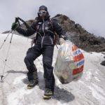 Nettoyage au Mt Elbrouz ©_Anthony Nicolazzi
